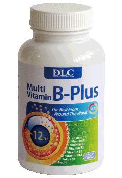 綜合維生素B-Plus