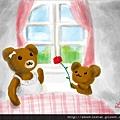 熊熊的母親節