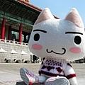 秋裝~毛衣版TORO貓
