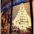 信義商圈聖誕櫥窗