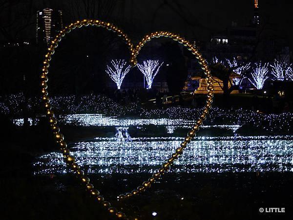2013.12 東京六本木毛利庭園燈飾