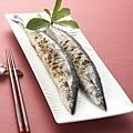 椒鹽秋刀魚