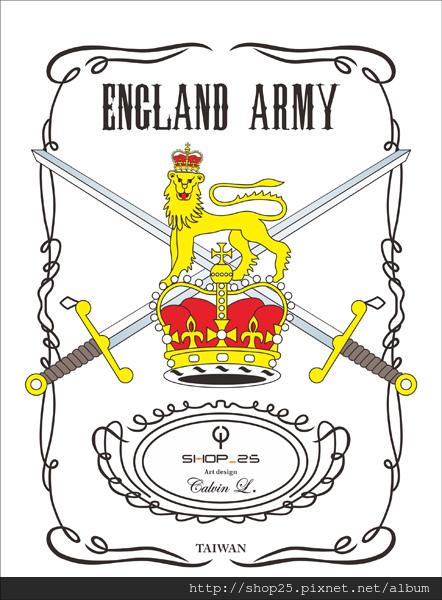 潮t圖案設計-eng-army