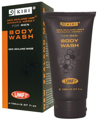 Mens_Body_Wash_Kiri 麥盧卡蜂蜜_男士專用沐浴乳