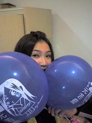 小藍和小藍氣球