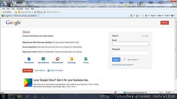 googledoc
