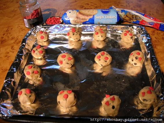 聖誕餅乾dough2.JPG