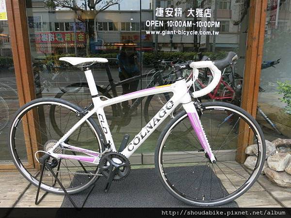 Colnago CLD 碳纖車架