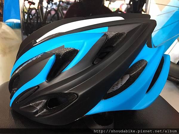 GIANT ARCHER 安全帽-消光黑藍1.jpg