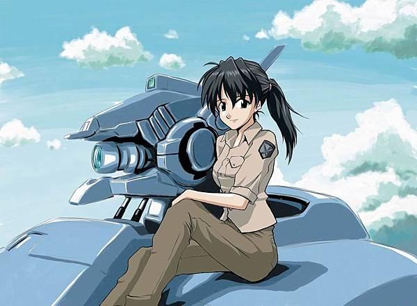 天空、雲、機戰傭兵[20060626]