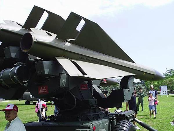 上次漢光脫靶的鷹式飛彈