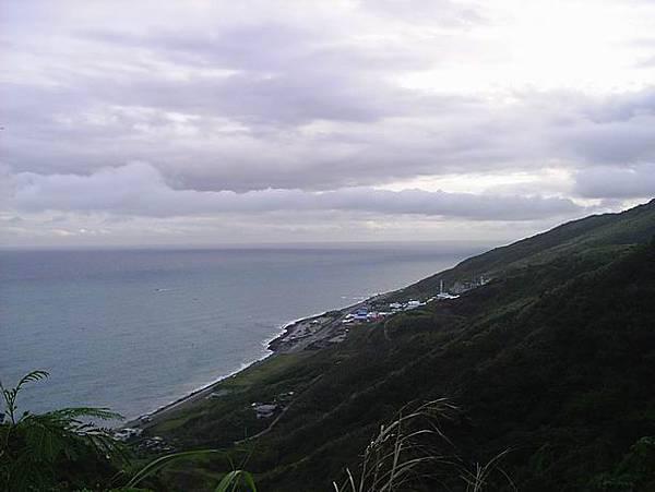 另一邊就是太平洋