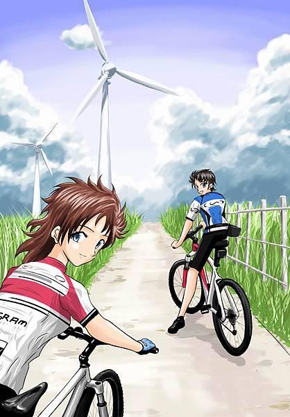 [20101025] 追風車