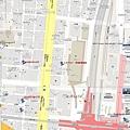 秋葉原模型店地圖