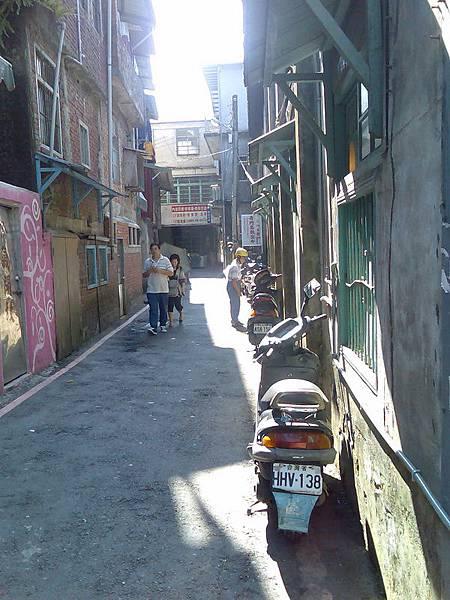 內灣的舊街