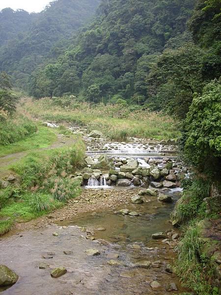 沿途有數不盡的小溪