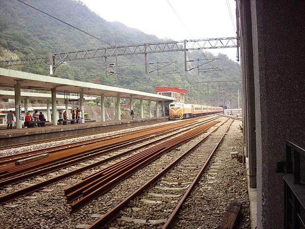 每次火車花東往返都會經過這裡