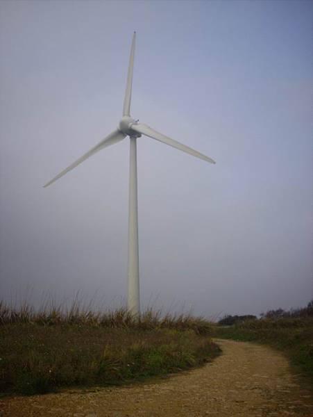 好望角的第一根風車