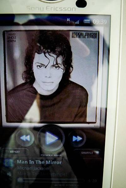 今天一早來個Michael!!凹嗚!!!