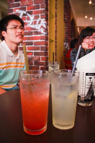 我不大理解這兩杯飲料的特別之處...