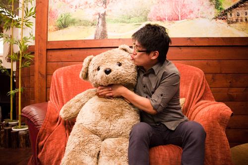 因為熊都有被強迫的感覺