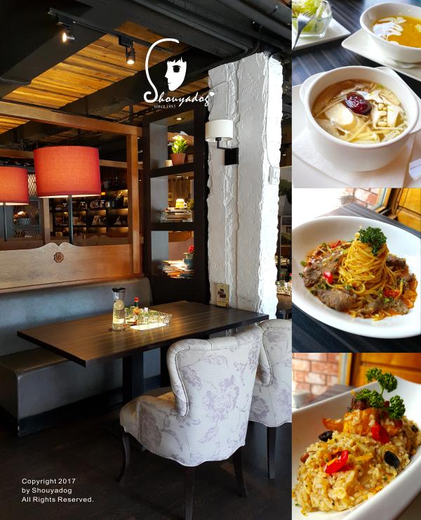 【義式餐館】愜意的午餐X美味的溫度 洋城義大利餐廳-桃園八德店