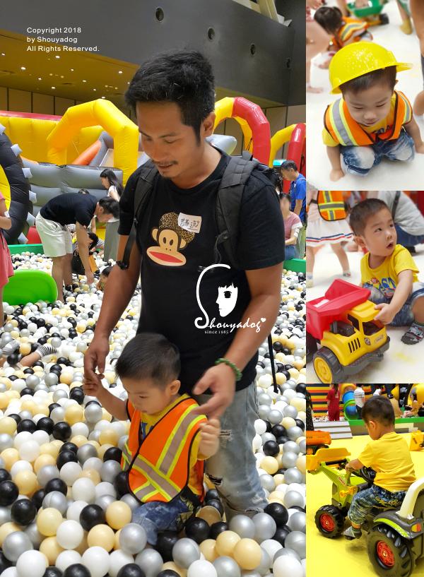 【親子活動】大小朋友快一起來玩 KID'S建築樂園-共築童樂館 就在新光三越A11六樓 活動到9/2為止