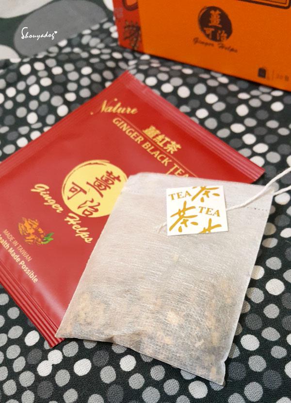 薑可治薑紅茶包裸包裝-薑紅茶推薦