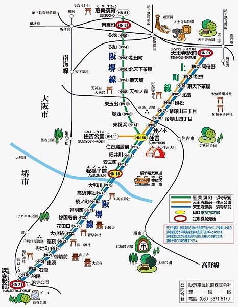 日本藥妝比價網_住吉大社_Map.jpg