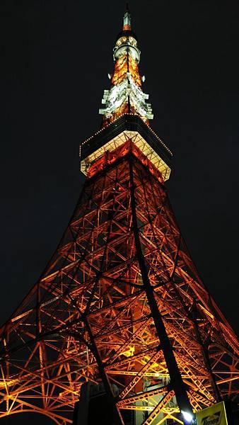 2016日本自由行_日本藥妝比價網_東京鐵塔4.jpg