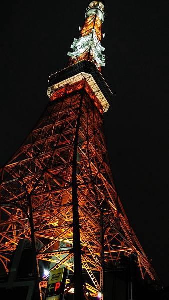2016日本自由行_日本藥妝比價網_東京鐵塔6.jpg