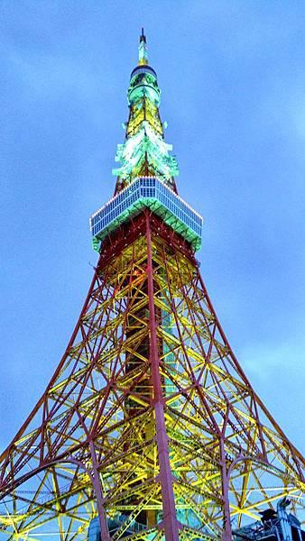 2016日本自由行_日本藥妝比價網_東京鐵塔2.jpg