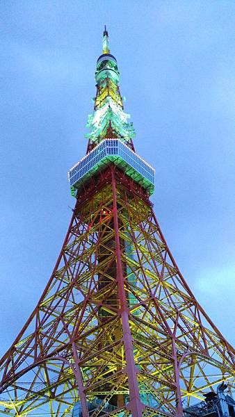 2016日本自由行_日本藥妝比價網_東京鐵塔1.jpg