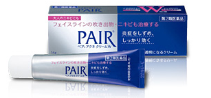 日本藥妝比價網_第一次買藥妝就上手_PAIR痘痘藥.png