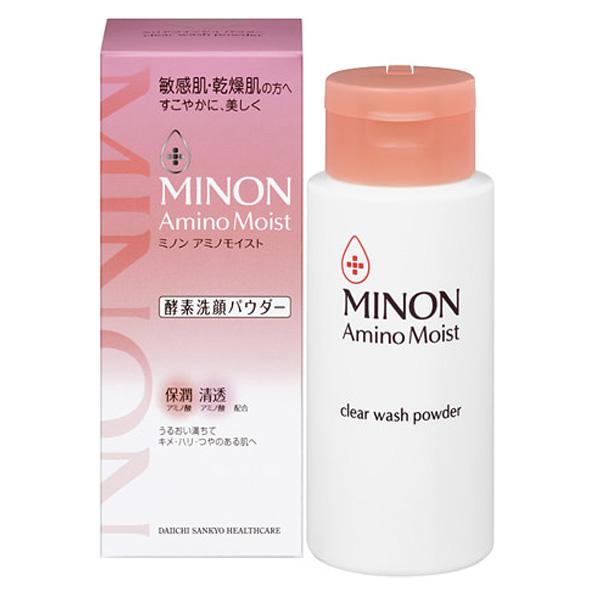 minon 酵素洗顏粉 - 敏感肌專用