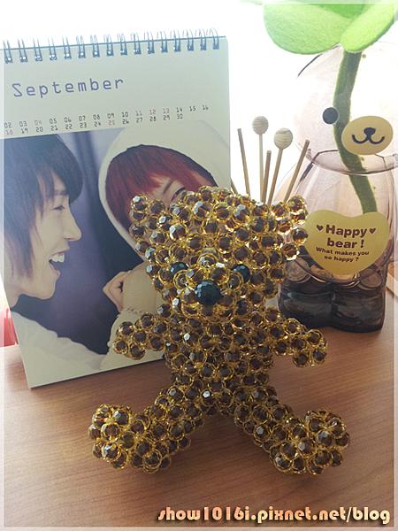泰迪熊-001