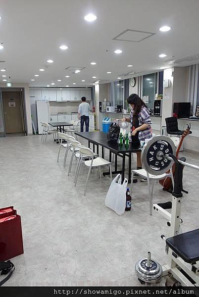 Namsan3 GuestHouse 交誼大廳