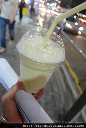 鳳梨汁特好喝