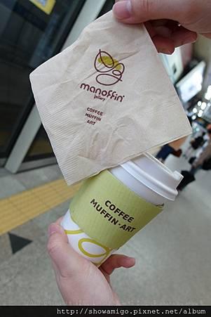 菁菁早上必喝咖啡