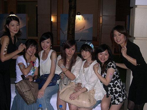 李老師與派對嘉賓