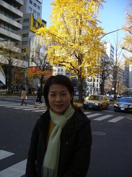 李老師拜訪日本社長~大阪街景