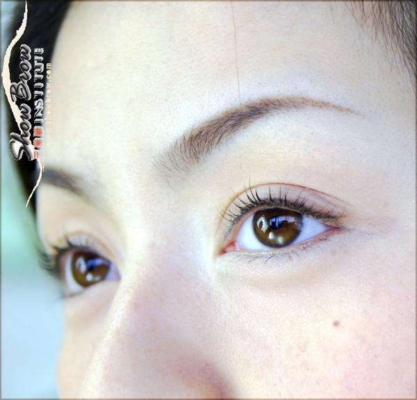 日式精緻內眼線~增加100%眼神明亮度~
