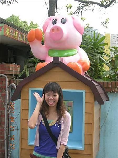 小豬電話亭~~