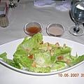 超級無敵好吃的羅美生菜沙拉