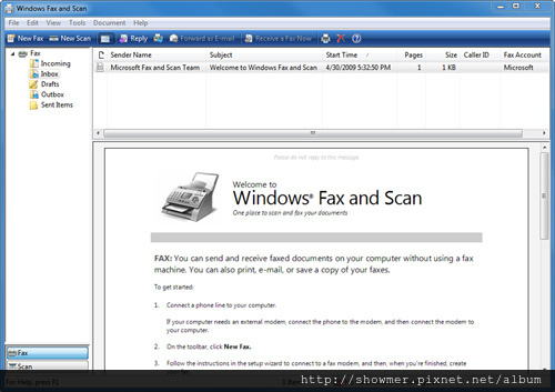 Configuring the Fax Service_1