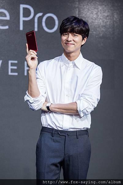 ASUS ZenFone 4系列代言人孔劉期待與華碩一起追尋無與倫比,共同探索並創造全新可能