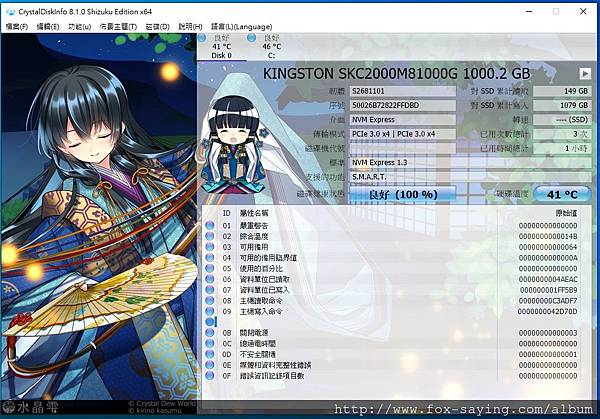 KC2000 crystaldiskinfo.jpg