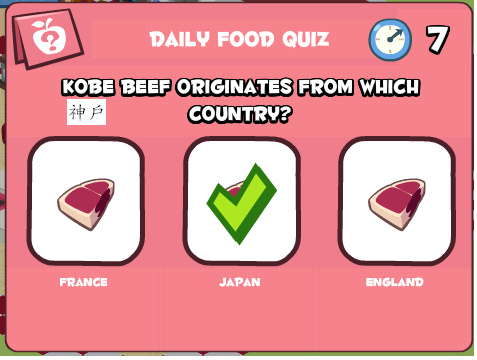 kobe beef originates from which country.bmp