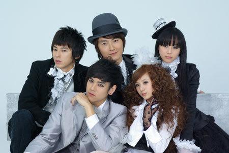 CLOVER樂團