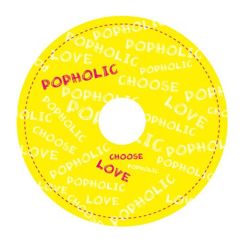 PopHolic mini EP 光碟
